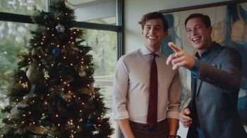 Men's Wearhouse TV Spot, 'Holidays: 3 Shirts for $99.99'