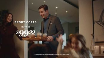 Men's Wearhouse TV Spot, 'Holidays: 3 Shirts for $99.99' - Thumbnail 6