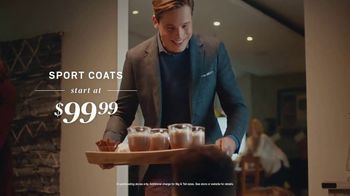 Men's Wearhouse TV Spot, 'Holidays: 3 Shirts for $99.99' - Thumbnail 7