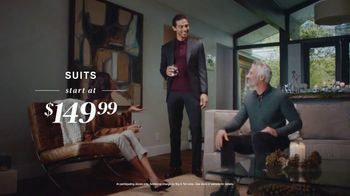 Men's Wearhouse TV Spot, 'Holidays: 3 Shirts for $99.99' - Thumbnail 9