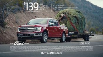 Ford Built for the Holidays Sales Event TV Spot, 'Bring the Gifts and the Tree' [T2] - Thumbnail 9