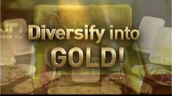 Lear Capital TV Spot, 'Diversify Into Gold'