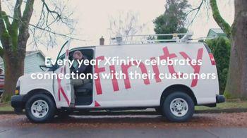 XFINITY TV Spot, 'Celebrating Customer Connections' - Thumbnail 1