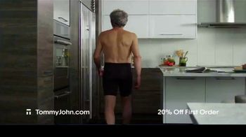 Tommy John TV Spot, 'Holidays: 20 Percent Off First Order' - Thumbnail 1