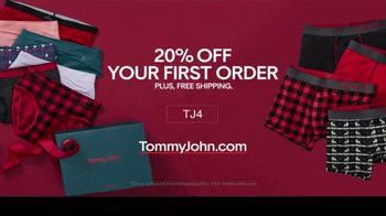 Tommy John TV Spot, 'Holidays: 20 Percent Off First Order' - Thumbnail 9