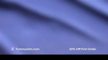Tommy John TV Spot, 'Holidays: 20 Percent Off First Order' - Thumbnail 3