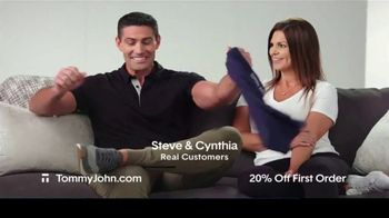Tommy John TV Spot, 'Holidays: 20 Percent Off First Order' - Thumbnail 6