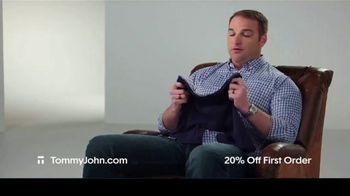 Tommy John TV Spot, 'Holidays: 20 Percent Off First Order' - Thumbnail 7
