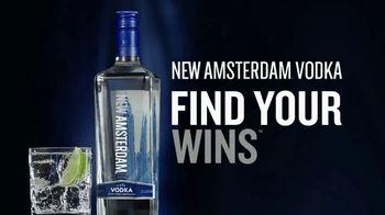 New Amsterdam Spirits TV Spot, 'Spittin' Chiclets Skills Challenge' Ft. Paul Bissonnette, Ryan Whitney - Thumbnail 10