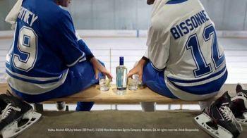 New Amsterdam Spirits TV Spot, 'Spittin' Chiclets Skills Challenge' Ft. Paul Bissonnette, Ryan Whitney - Thumbnail 9