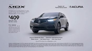 Acura Season of Performance Event TV Spot, 'Fun Stuff: MDX' [T2] - Thumbnail 1