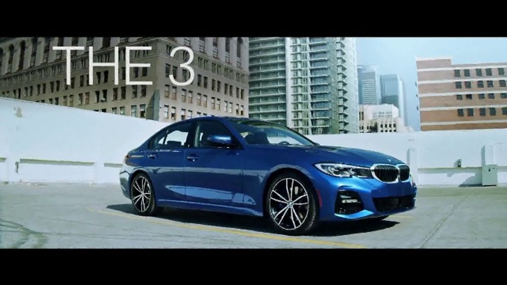 Bmw Commercial Song >> 2019 Bmw 3 Series Tv Commercial Technology Song By Dennis Lloyd T2 Video
