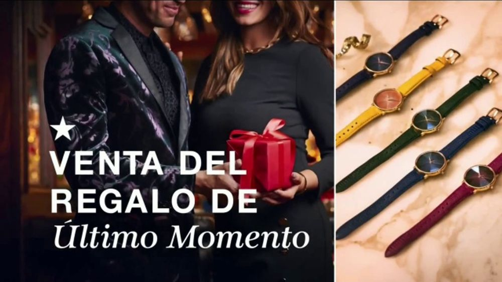 Macy's Venta del Regalo de ??ltimo Momento TV Commercial, 'Horario extendido en la tienda'