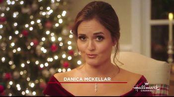 JCPenney TV Spot, 'Hallmark Channel's Countdown to Christmas: Joyful' Featuring Danica McKellar - Thumbnail 1