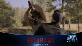 DIRECTV Cinema TV Spot, 'The Warrant' - Thumbnail 3