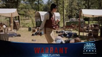 DIRECTV Cinema TV Spot, 'The Warrant' - Thumbnail 4