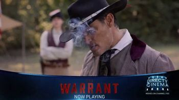 DIRECTV Cinema TV Spot, 'The Warrant' - Thumbnail 5
