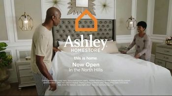 Ashley HomeStore Best of the Best Mattress Sale TV Spot, 'Ends Monday: Ashley Cash' Song by Midnight Riot - Thumbnail 10