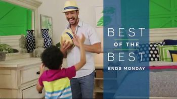 Ashley HomeStore Best of the Best Mattress Sale TV Spot, 'Ends Monday: Ashley Cash' Song by Midnight Riot - Thumbnail 3