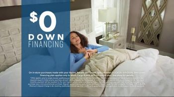 Ashley HomeStore Best of the Best Mattress Sale TV Spot, 'Ends Monday: Ashley Cash' Song by Midnight Riot - Thumbnail 4