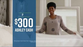 Ashley HomeStore Best of the Best Mattress Sale TV Spot, 'Ends Monday: Ashley Cash' Song by Midnight Riot - Thumbnail 8
