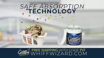 Whiff Wizard TV Spot, 'Carcinogens' - Thumbnail 8
