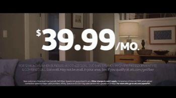 AT&T Internet Fiber TV Spot, 'Upload Speeds' - Thumbnail 9