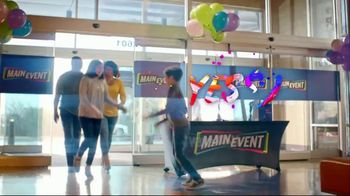 Main Event Spring Fun Pass TV Spot, 'Make Every Moment: $14.99 All You Can Play' - Thumbnail 2