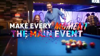 Main Event Spring Fun Pass TV Spot, 'Make Every Moment: $14.99 All You Can Play' - Thumbnail 8