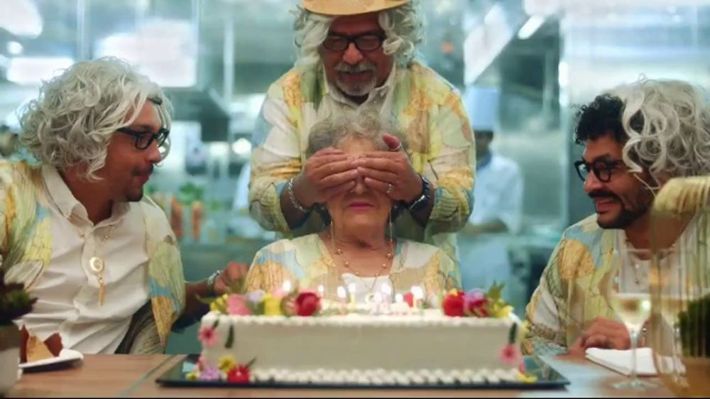 Carnival TV Commercial, 'Birthday: Fun Genes: $399' Song by Andrea Litkei, Ervin Litkei