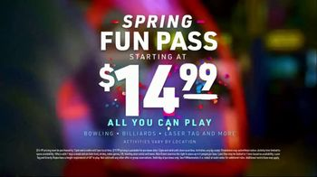 Main Event Spring Fun Pass TV Spot, 'Make Every Moment: Play All Day' - Thumbnail 10