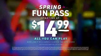 Main Event Spring Fun Pass TV Spot, 'Make Every Moment: Play All Day' - Thumbnail 9