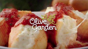 Olive Garden Never Ending Stuffed Pastas TV Spot, 'Never Ending-er' - Thumbnail 3