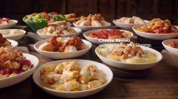 Olive Garden Never Ending Stuffed Pastas TV Spot, 'Never Ending-er' - Thumbnail 6