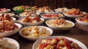 Olive Garden Never Ending Stuffed Pastas TV Spot, 'Never Ending-er' - Thumbnail 7