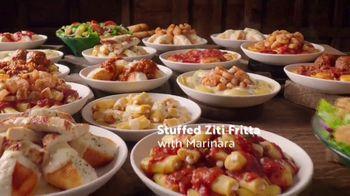 Olive Garden Never Ending Stuffed Pastas TV Spot, 'Never Ending-er' - Thumbnail 8