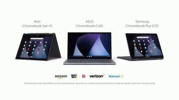 Google Chromebook TV Spot, 'Arranca tan rápido como en seis segundos' [Spanish] - Thumbnail 8