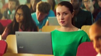 Google Chromebook TV Spot, 'Arranca tan rápido como en seis segundos' [Spanish] - Thumbnail 5