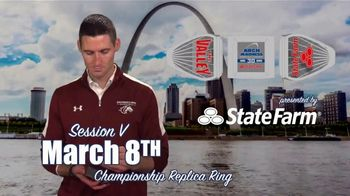 Missouri Valley Conference TV Spot, '2020 Arch Madness: Commemorative Ring' - Thumbnail 7