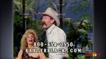 Baxter Black TV Spot, 'The Funny Cowboy' - Thumbnail 10