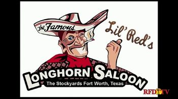 Lil' Red's Longhorn Saloon TV Spot, 'Honky Tonk the Way It Was Meant to Be'