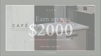 Cafe Appliances TV Spot, 'Modern Glass Collection: $2,000' - Thumbnail 9