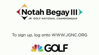 Notah Begay III Foundation TV Spot, 'Junior Golf National Championship' - Thumbnail 6