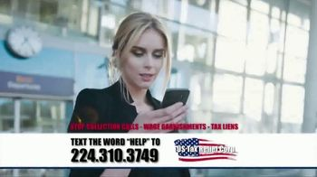 US Tax Relief Corp TV Spot, 'Most Powerful Collection Agency'