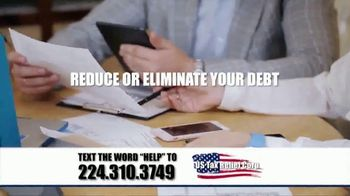 US Tax Relief Corp TV Spot, 'Most Powerful Collection Agency' - Thumbnail 4