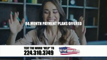US Tax Relief Corp TV Spot, 'Most Powerful Collection Agency' - Thumbnail 5