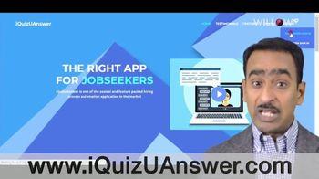 iQuizUAnswer TV Spot, 'Video Interview Portal' - Thumbnail 2