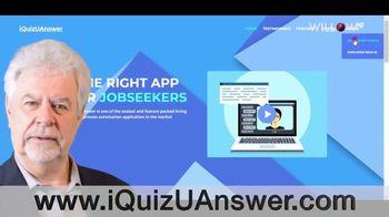 iQuizUAnswer TV Spot, 'Video Interview Portal' - Thumbnail 3