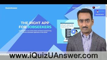 iQuizUAnswer TV Spot, 'Video Interview Portal' - Thumbnail 5
