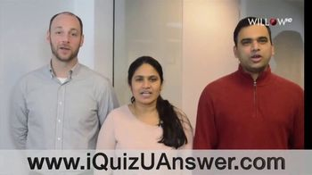 iQuizUAnswer TV Spot, 'Video Interview Portal' - Thumbnail 7